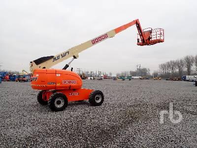 2006 JLG 660SJ 4x4 Boom Lift
