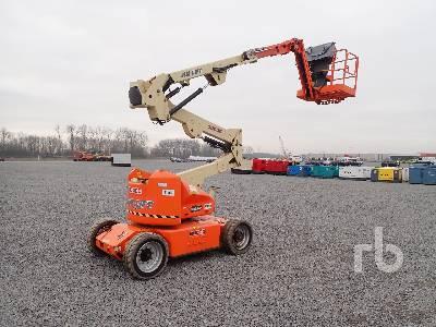 2007 JLG E400AJP Electric Articulated Boom Lift