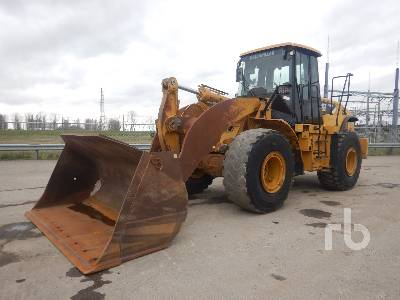 2010 CATERPILLAR 950H Wheel Loader