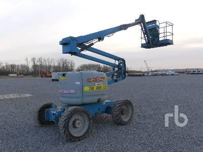 2005 GENIE Z45/25 4x4 Articulated Boom Lift