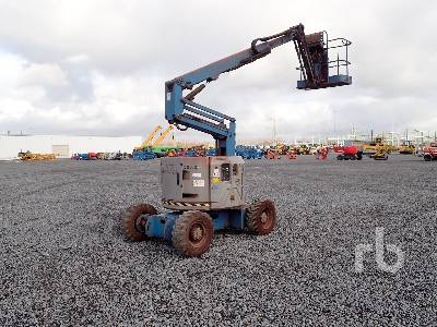 2011 GENIE Z34/22 4x4 Articulated Boom Lift