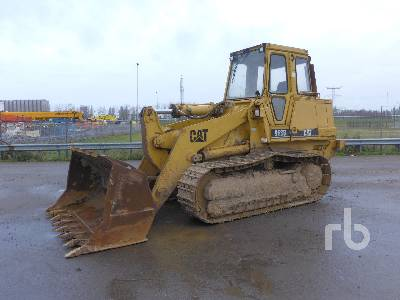 1997 CATERPILLAR 963B LGP Crawler Loader