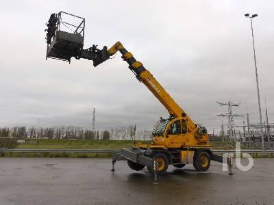 2006 DIECI PEGASUS 45.21 4x4x4 Telescopic Forklift