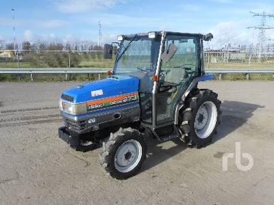 ISEKI 4WD Utility Tractor