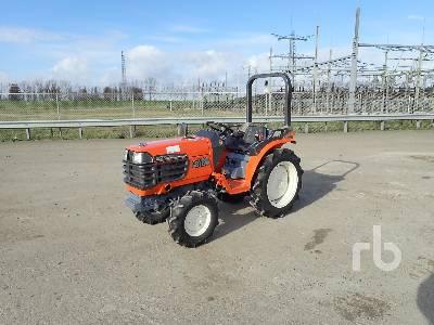 KUBOTA GB180 4WD Utility Tractor