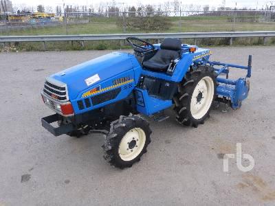 ISEKI LAND HOPE 197 4WD Utility Tractor