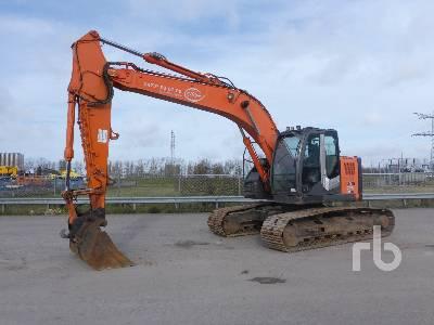 2009 HITACHI ZX225USRLC-3 Hydraulic Excavator