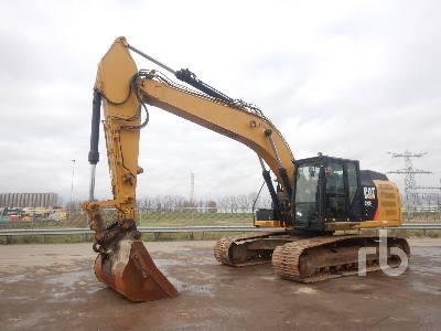 2011 CATERPILLAR 324E Hydraulic Excavator