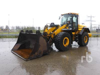2010 JCB 456B Wheel Loader