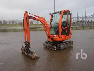 2012 JCB 8018-CTS Mini Excavator (1 - 4.9 Tons)