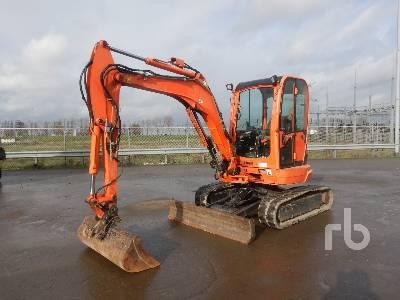 2011 JCB 8035-ZTS Mini Excavator (1 - 4.9 Tons)