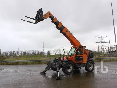 2008 JLG 4017PS 4x4x4 Telescopic Forklift