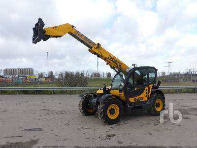 2014 DIECI ZEUS 37.8 4x4x4 Telescopic Forklift
