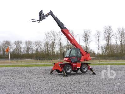 Unused 2018 MANITOU MRT1840 EASY 4x4x4 Telescopic Forklift