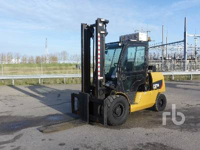 2012 CATERPILLAR DP55N Forklift