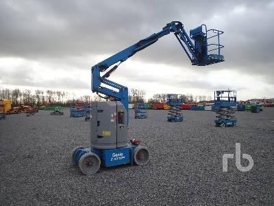 2007 GENIE Z30/20N Electric Articulated Boom Lift