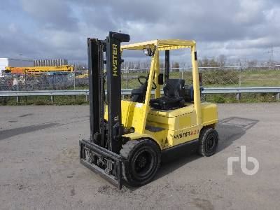 2003 HYSTER H3.20XML Forklift Parts/Stationary Trucks - Other