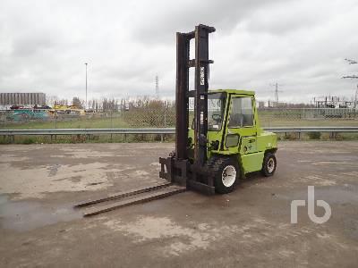 CLARK C500Y100PD Forklift