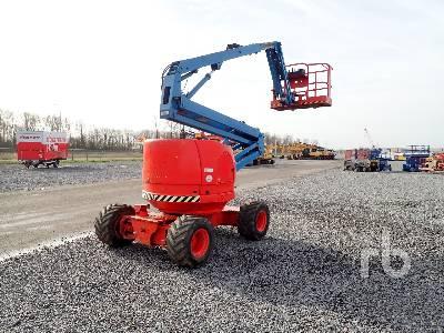 2000 GROVE AMZ51XT 4x4 Articulated Boom Lift