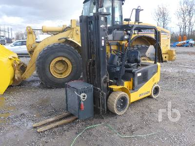 2010 HANGCHA CPD35JC1 Electric Forklift