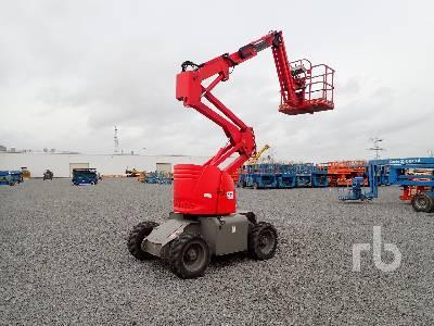 2012 HAULOTTE HA120PX 4x4 Articulated Boom Lift