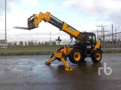 2015 JCB 540-170 4x4x4 Telescopic Forklift