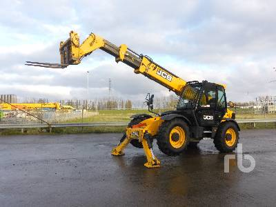 2014 JCB 535-140 4x4x4 Telescopic Forklift