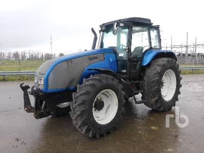 2003 VALTRA T120-4 4WD Agricultural Tractor MFWD Tractor