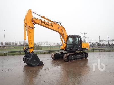 2007 HYUNDAI ROBEX 210NLC-7 Hydraulic Excavator