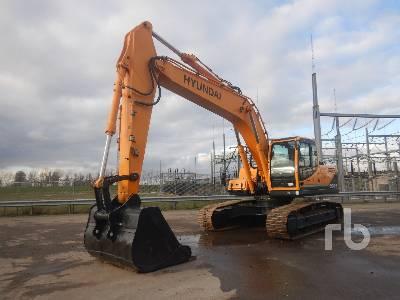 2011 HYUNDAI ROBEX 250LC-9 Hydraulic Excavator