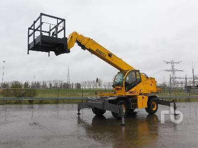 2008 DIECI PEGASUS 40.25 4x4x4 Telescopic Forklift