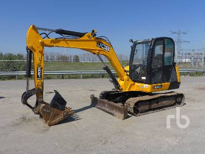 Unused 2014 JCB 8061 Midi Excavator (5 - 9.9 Tons)