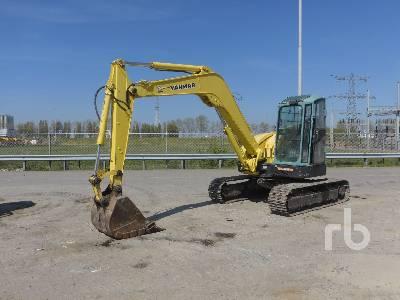 Unused 2011 YANMAR VIO80 Midi Excavator (5 - 9.9 Tons)