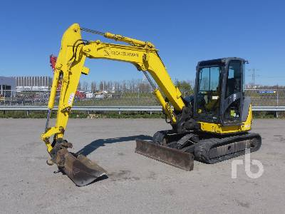 2010 HITACHI ZX60USB-3 CLR Midi Excavator (5 - 9.9 Tons)