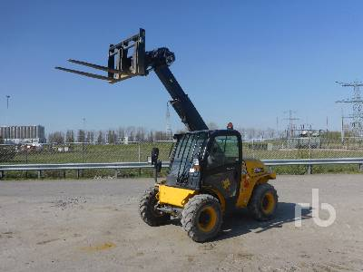 2017 JCB 520-40 4WS 4x4x4 Telescopic Forklift
