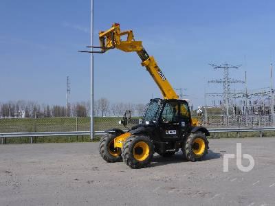 2016 JCB 531-70 4x4x4 Telescopic Forklift