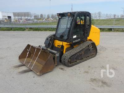 2007 JCB ROBOT 180T Skid Steer Loader