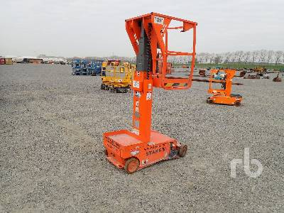 2008 HAULOTTE STAR 6 Electric vertical manlift Boom Lift