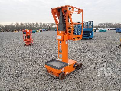 2007 HAULOTTE STAR 6 Electric vertical manlift Boom Lift