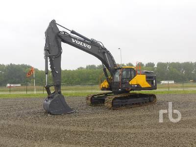 2016 VOLVO EC380EL Hydraulic Excavator
