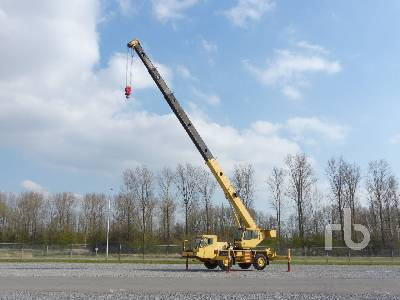 1994 GROVE AT635E 4x4x4 All Terrain Crane