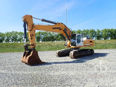 2015 LIEBHERR R954C Hydraulic Excavator