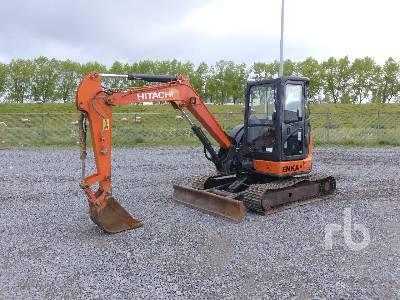 2015 HITACHI ZX48U-5A Mini Excavator (1 - 4.9 Tons)