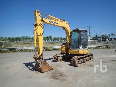2010 KOMATSU PC78US-6NO Midi Excavator (5 - 9.9 Tons)