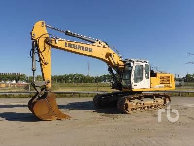 2016 LIEBHERR R944C LC Hydraulic Excavator