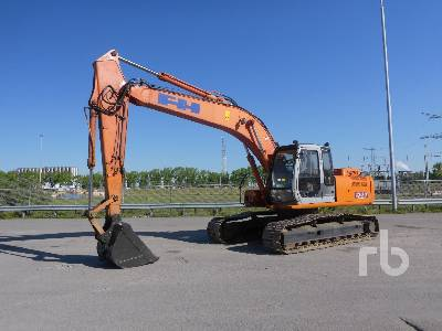 FIAT-HITACHI EX215 LC Hydraulic Excavator