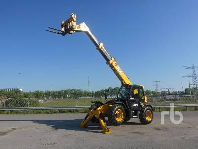 2013 JCB 533-105 4x4x4 Telescopic Forklift