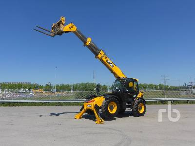 2015 JCB 535-140 4x4x4 Telescopic Forklift