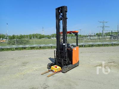 2010 BT RR140E Electric Reachtruck Electric Forklift