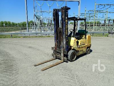 1989 HYSTER S400XL Forklift